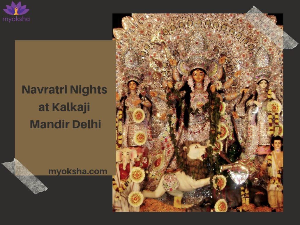 Festival-at-Kalkaji-Mandir-Delhi