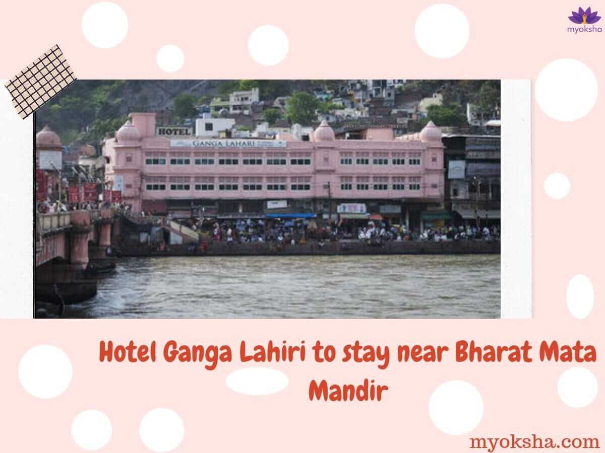 Places to stay near Bharat Mata Mandir in Haridwar