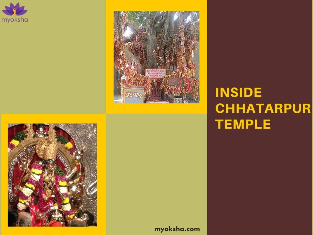 Inside-chhatarpur-temple
