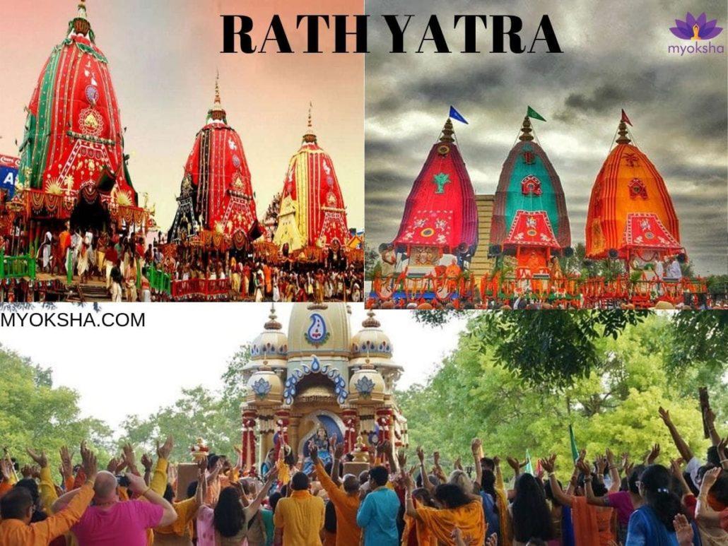 Jagannath Temple Festival 2