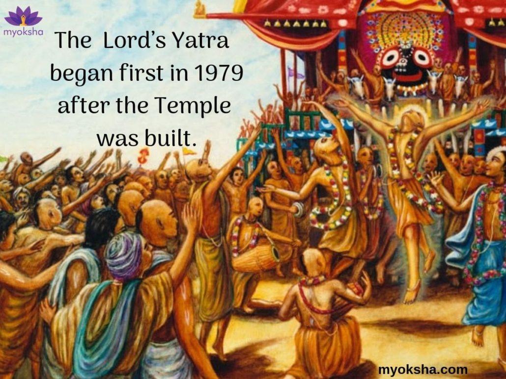 Jagannath Temple Introduction