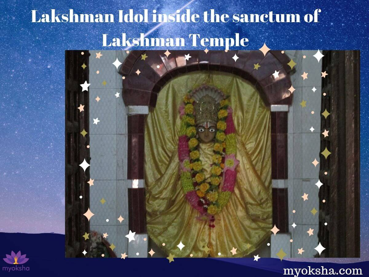 Legends of Lakshman Temple in Rishikesh