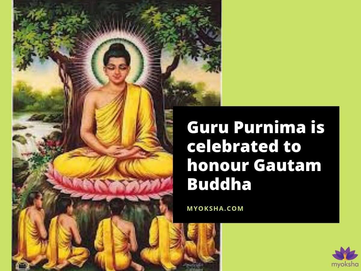 Legends behind Guru Purnima