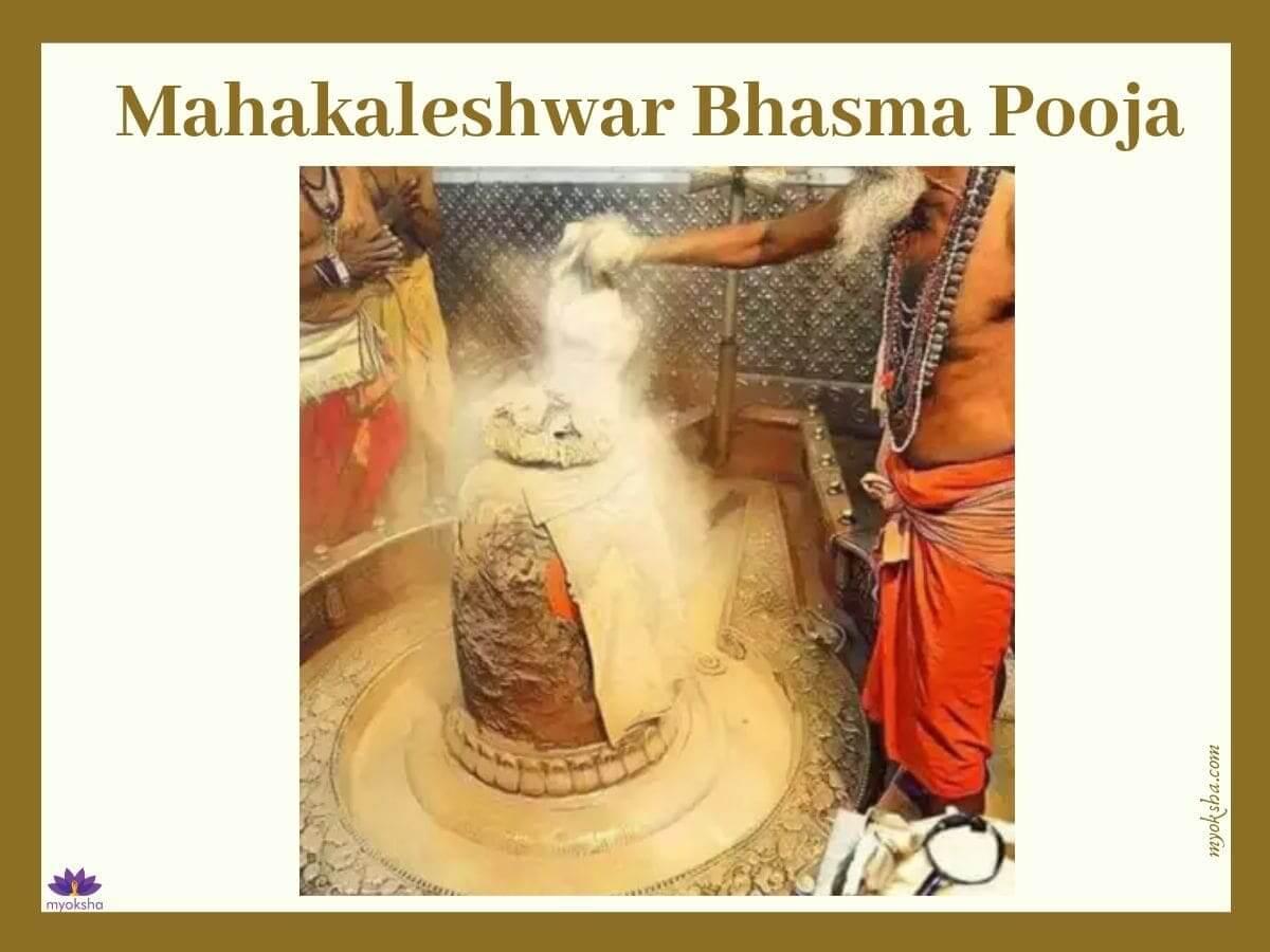 Mahakaleshwar Bhasma Pooja