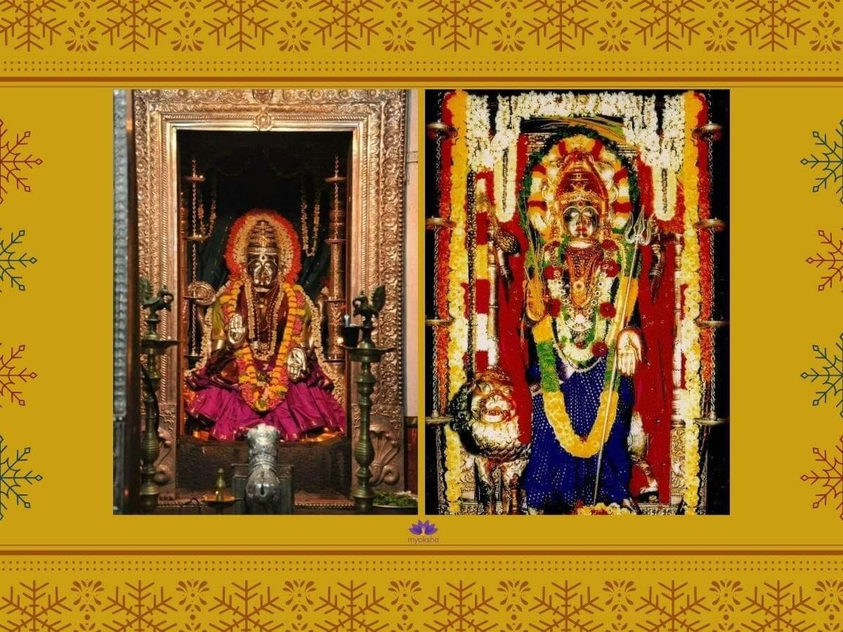 Mangaladevi Shrine