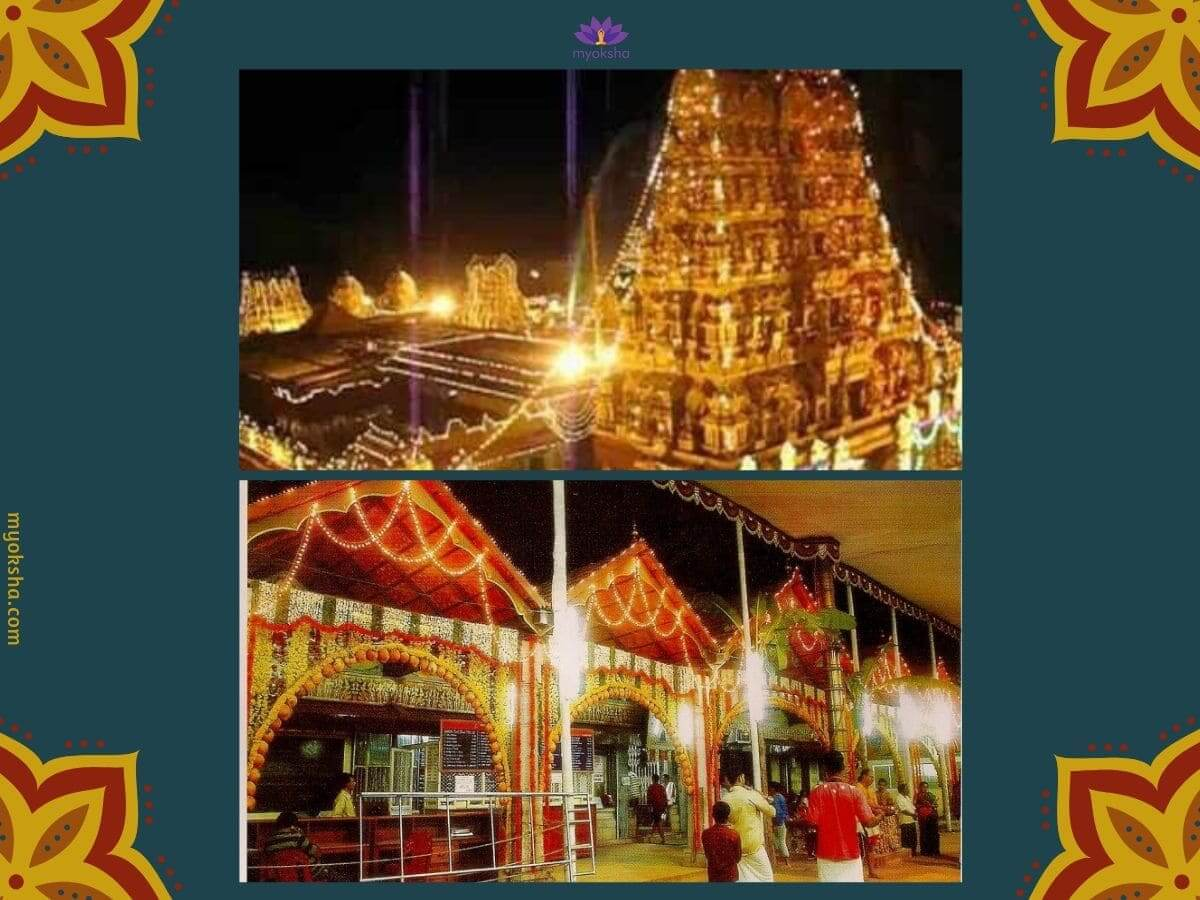 Mangaldevi Temple Festival