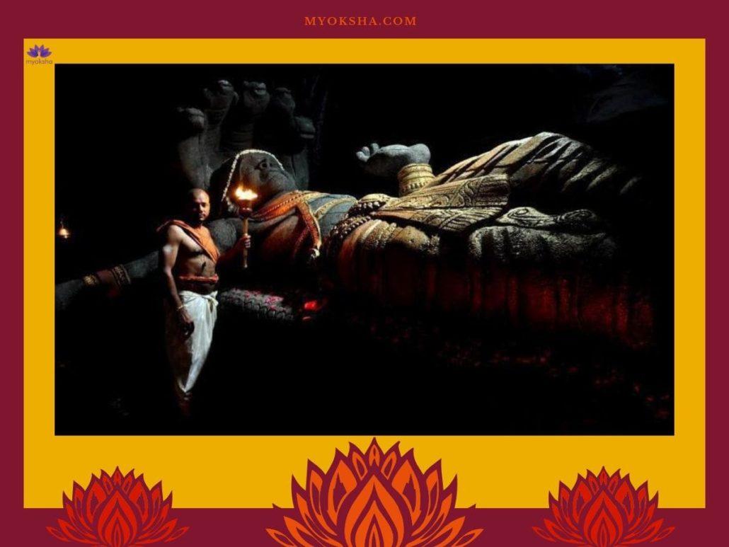 Padmanabhaswamy-Vishnu