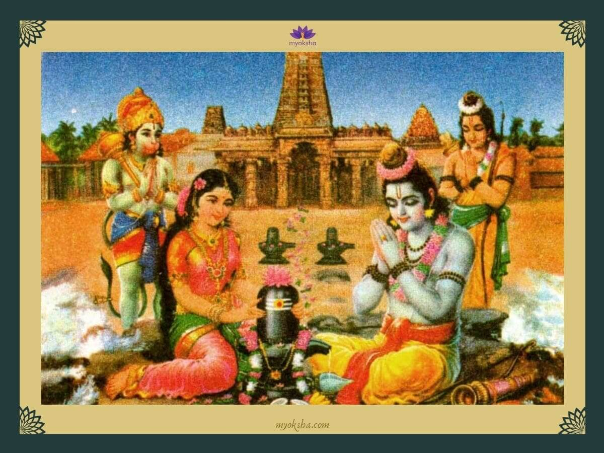 Rameswaram Ramanathaswamy History