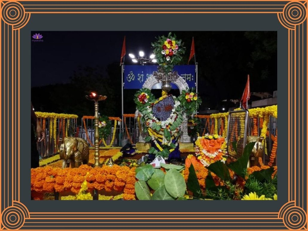Shani-Shingnapur-Pooja