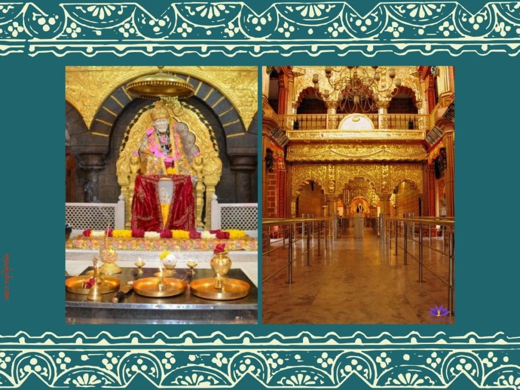 Shirdi Sai Baba Temple Timings