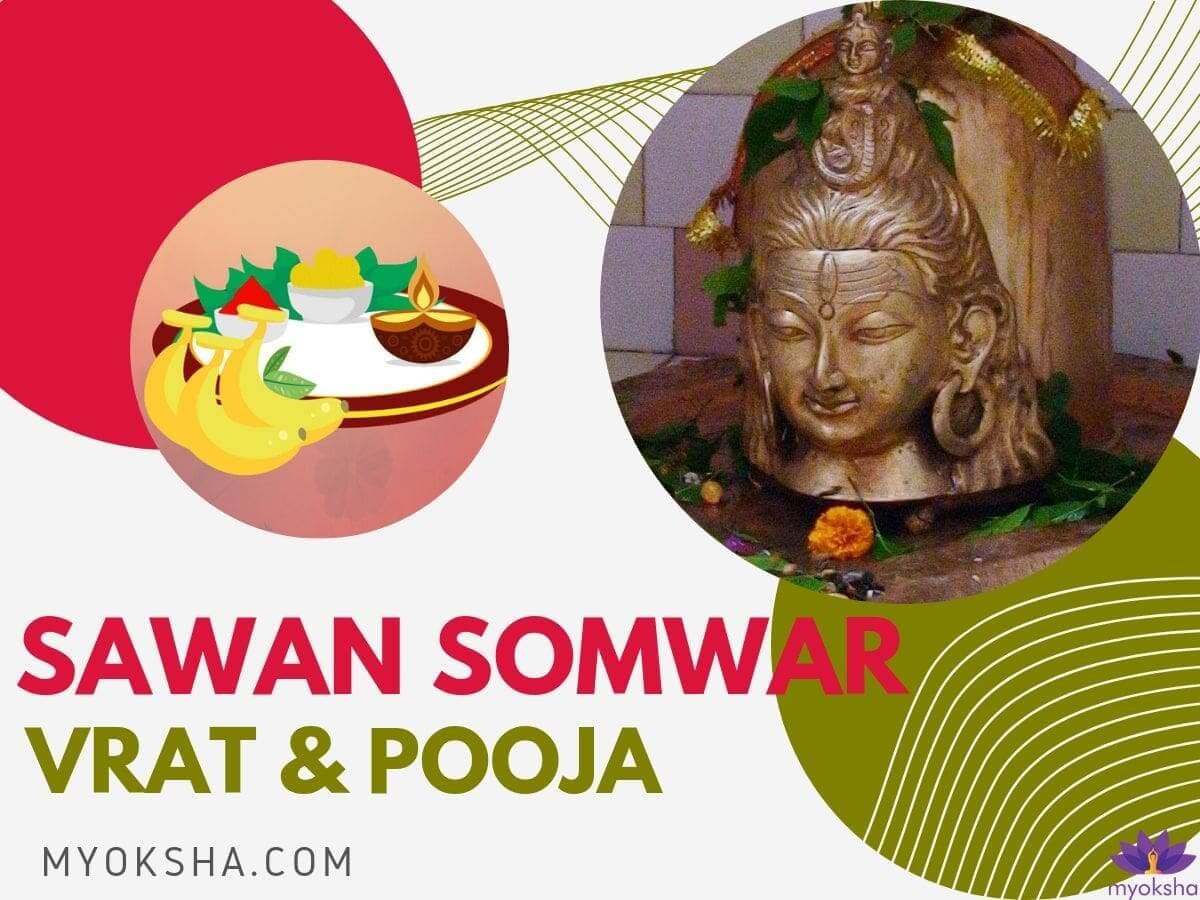 Sawan Somwar Vrat & Pooja