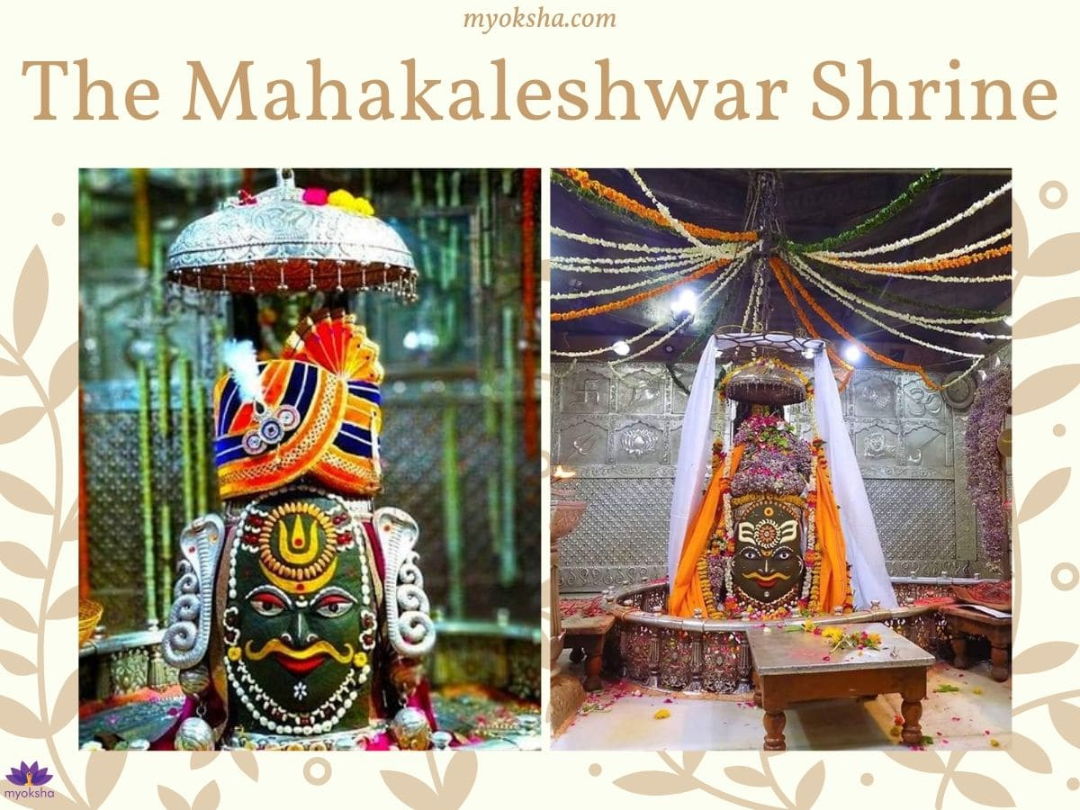 The Mahakaleshwar Shrine