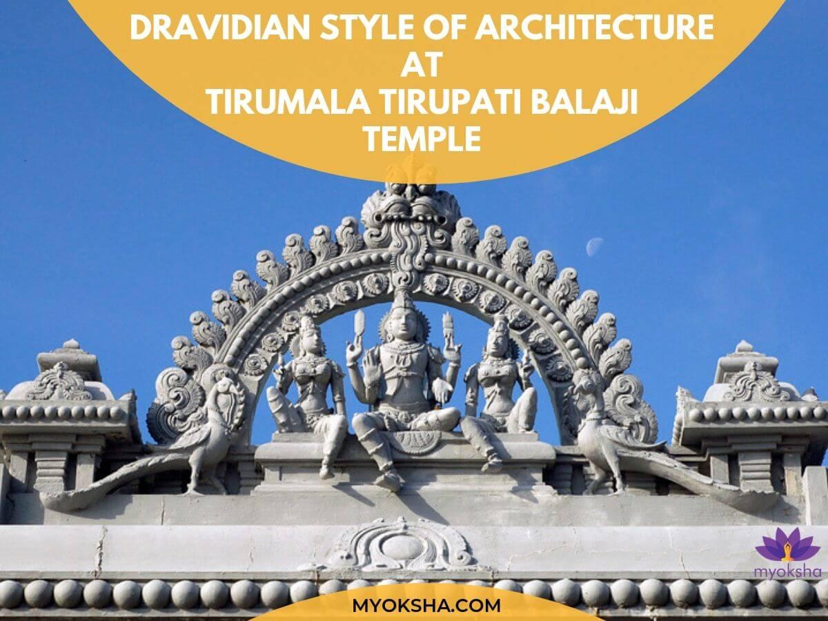 Tirumala Tirupati Balaji Architecture