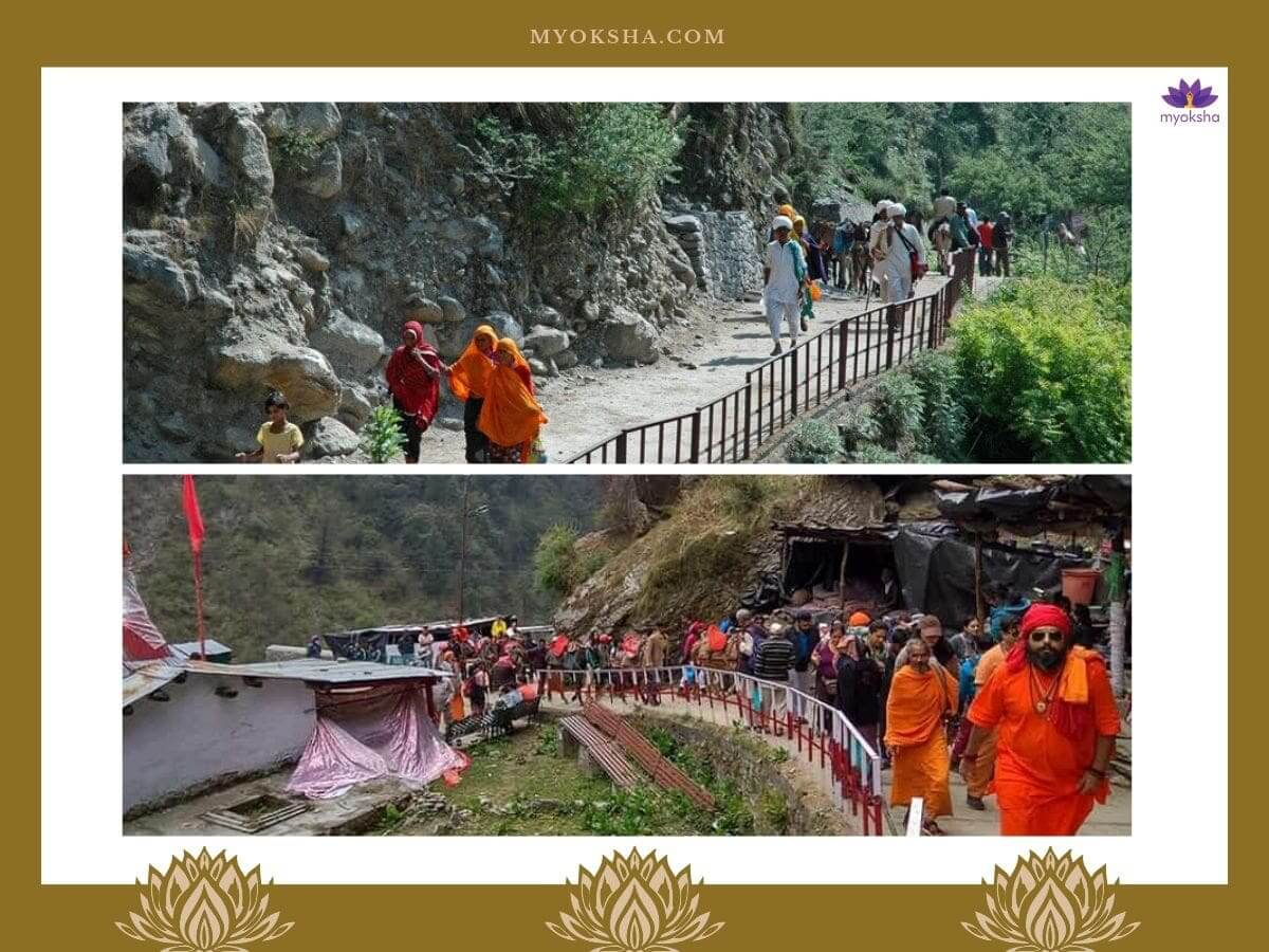 Yamunotri Age Limit