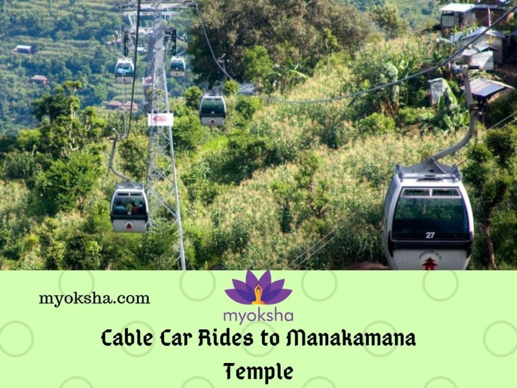 Cable Car Ride to Manakamana Temple