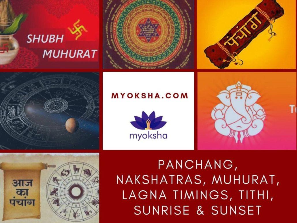 Daily-Panchang-Tithi-Muhurat-Kaal