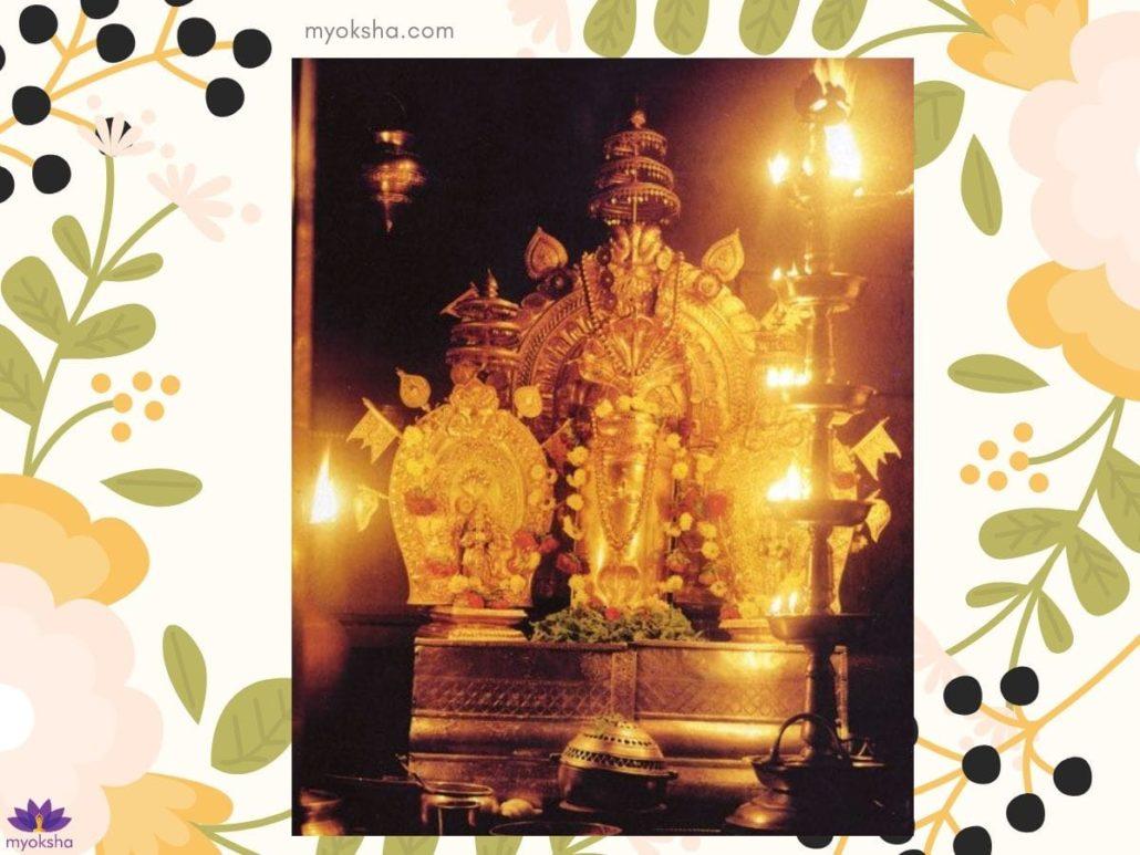 Dharmasthala Manjunatha Swamy