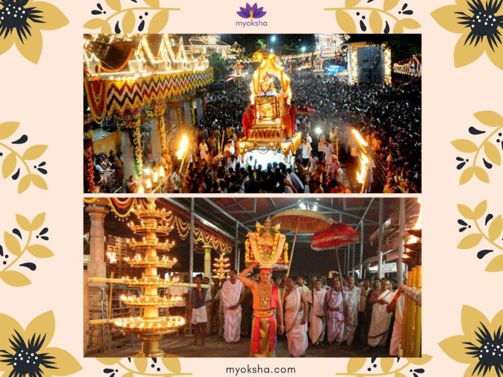 Dharmasthala Temple Festivals