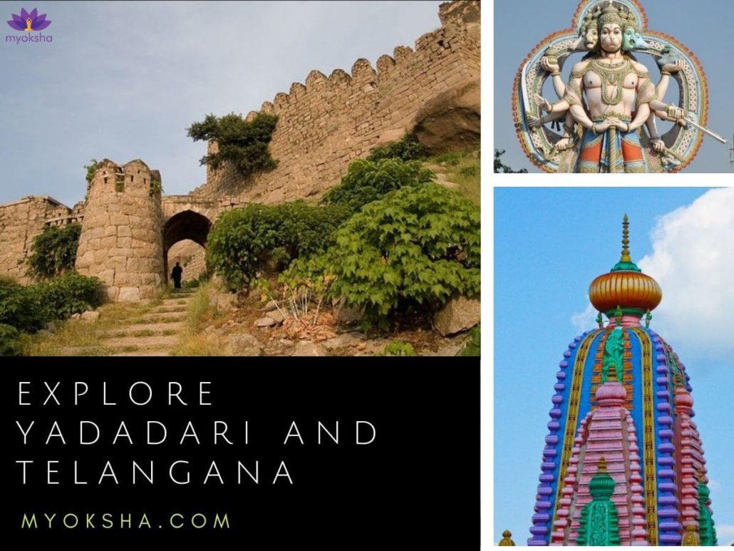 Explore Places Nearby Yadagirigutta Temple