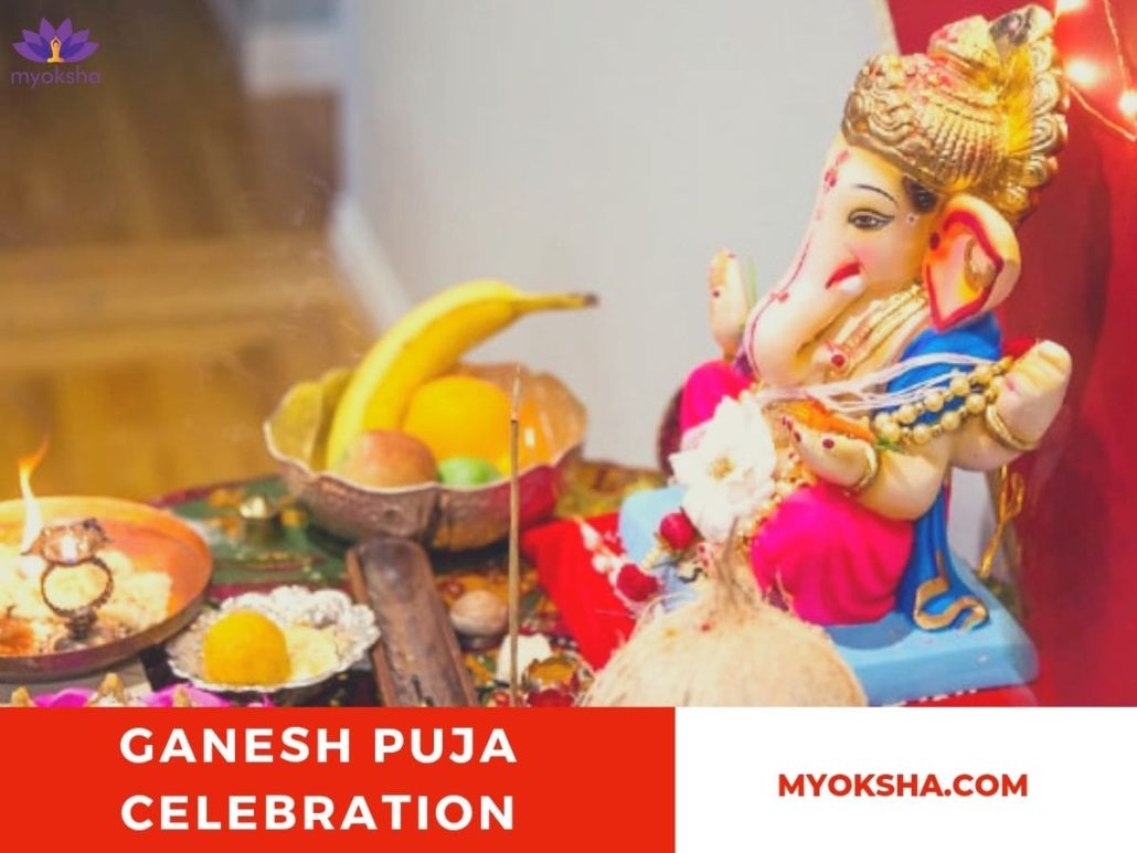 Ganesh Chaturthi Pooja Celebration