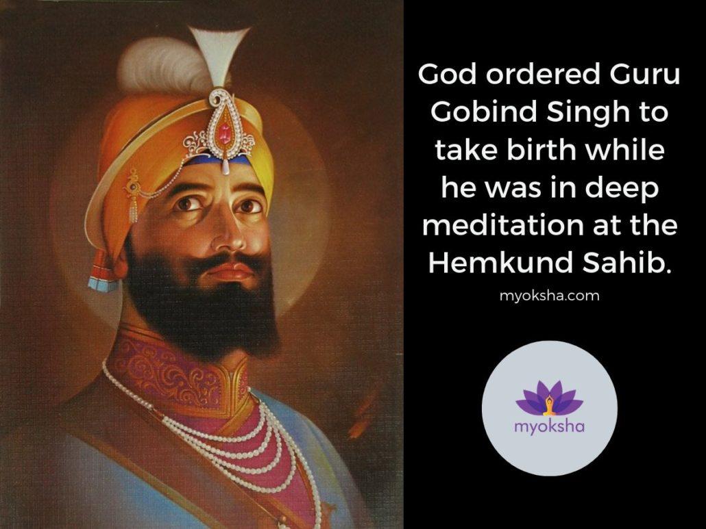 Hemkund Sahib History 2