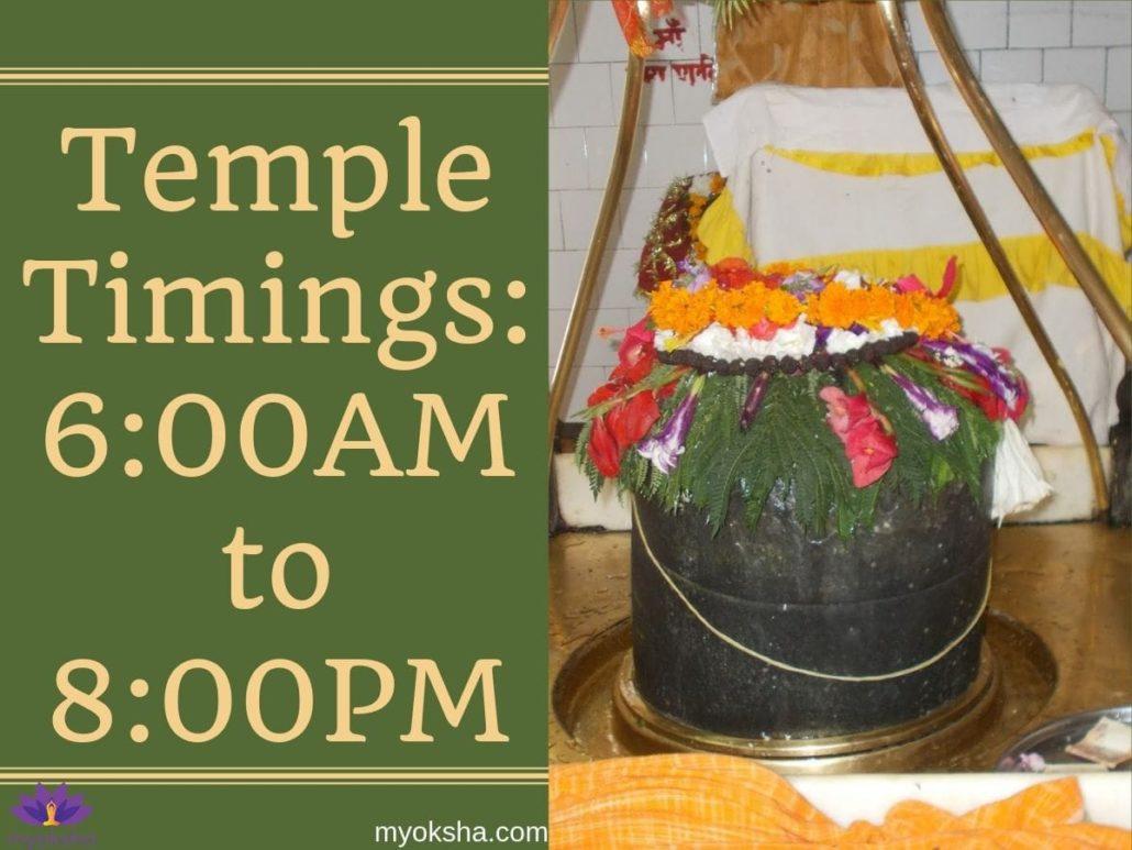 Kashi Vishwanath Temple Uttarkashi Timings