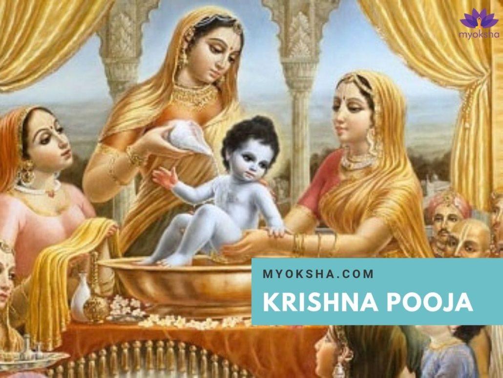 Krishna-Janamashtami-Pooja
