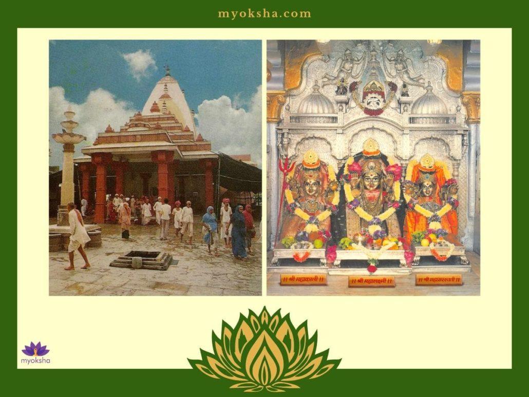 Mahalaxmi Temple Mumbai History