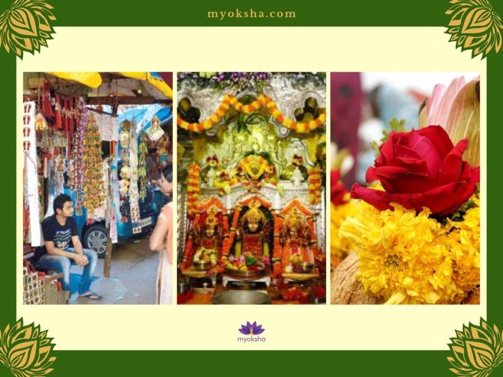 Mahalaxmi Temple Mumbai Poojas Festivals