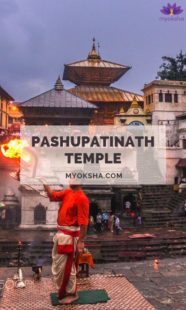 Pashupatinath Temple Nepal Tour Package