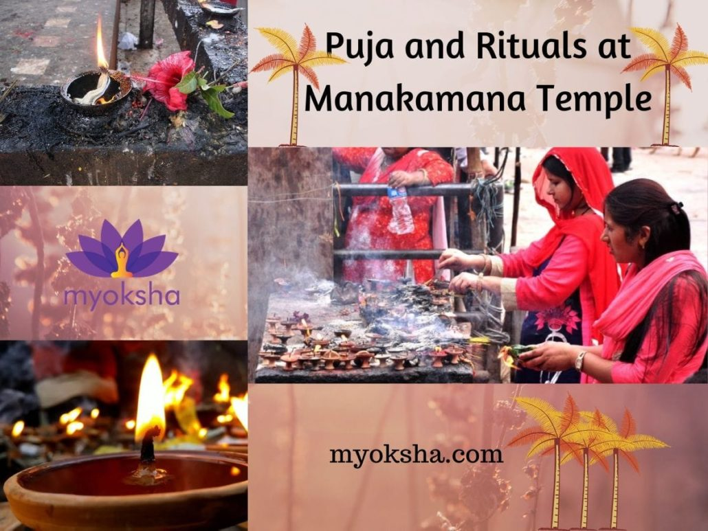 Puja and Rituals at Manakamana Temple