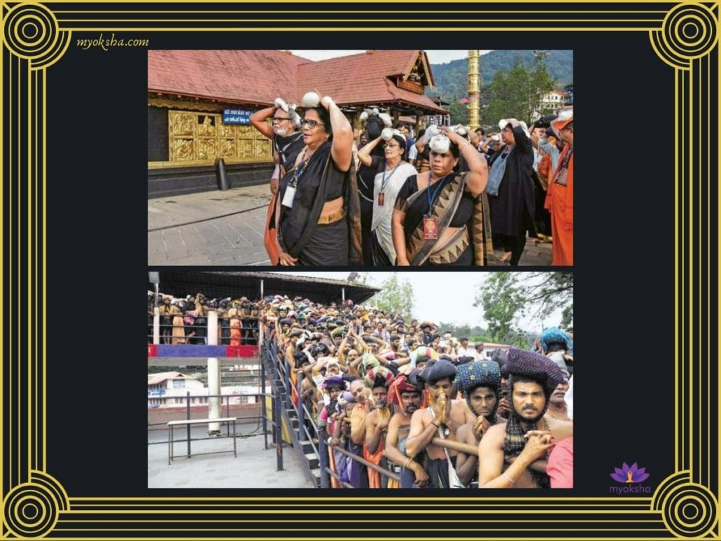 Sabarimala Temple Dress Code