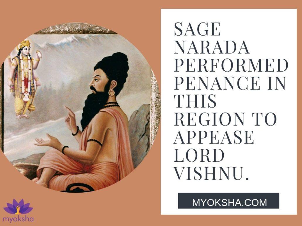 Vriddha Badri History 1