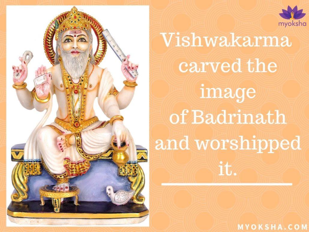 Vriddha Badri History 2