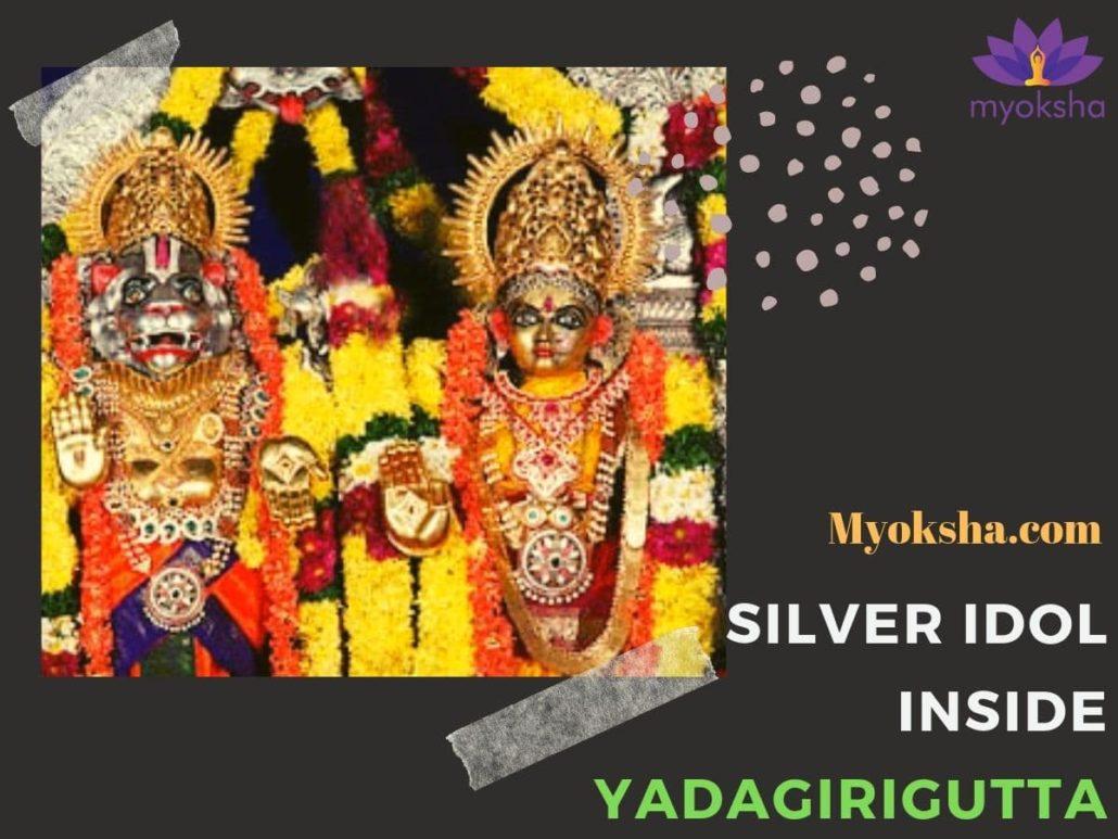 Yadagirigutta Temple Idol and Miracles