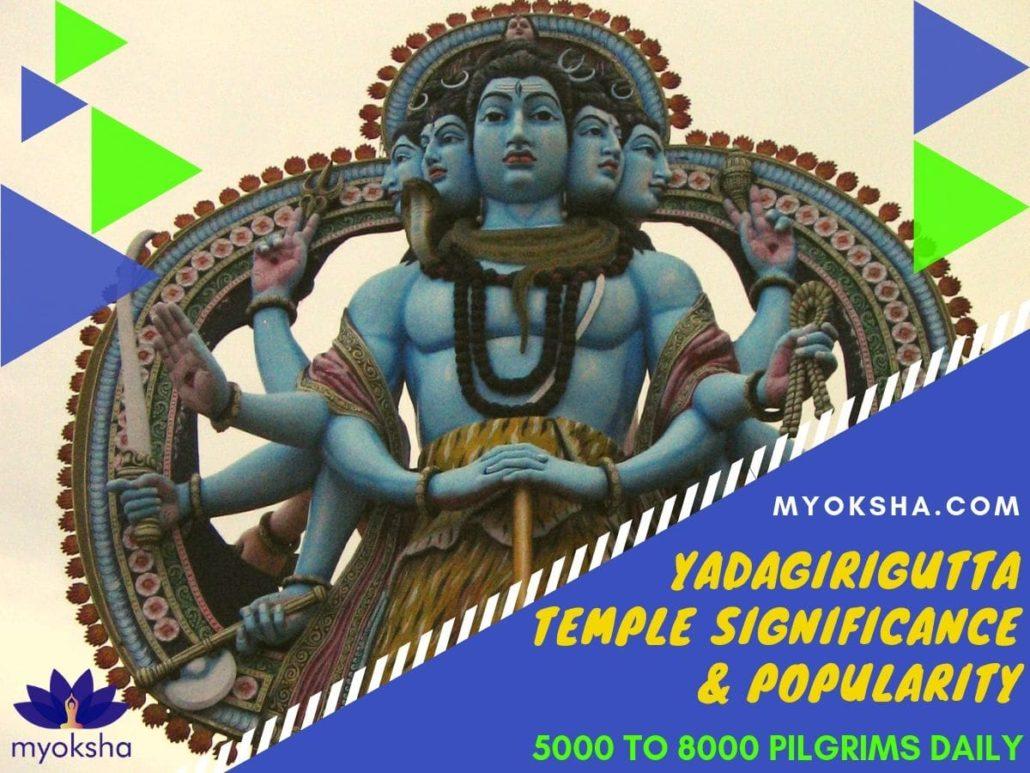 Yadagirigutta Temple Significance