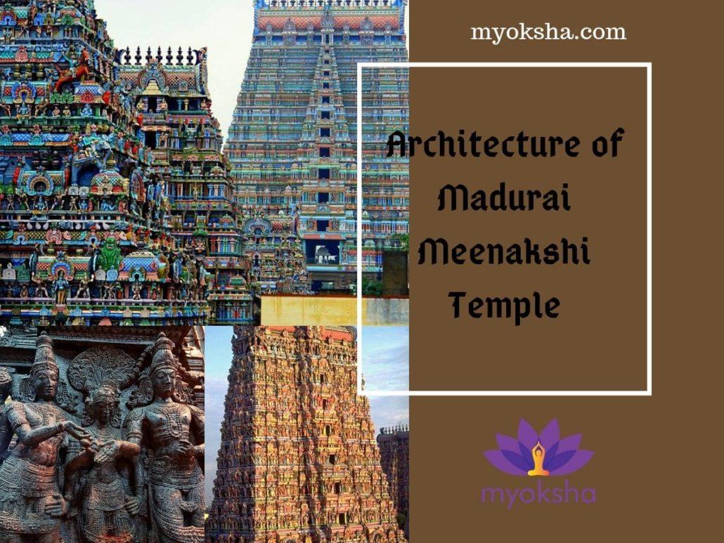 Architecture of Madurai Meenakshi Temple