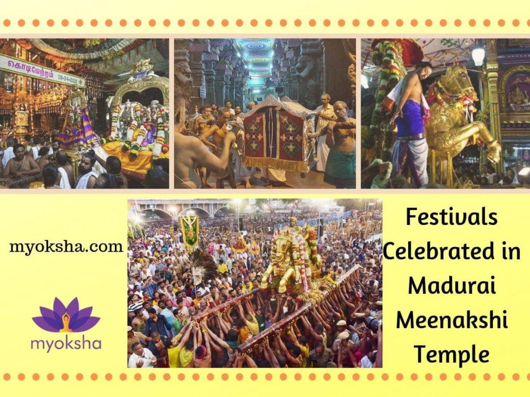 Festivals of Madurai Meenakshi Temple