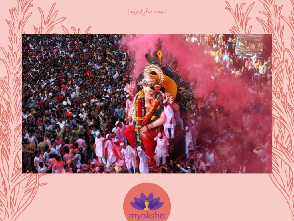 Ganesh Chaturthi Tulja Bhavani Temple