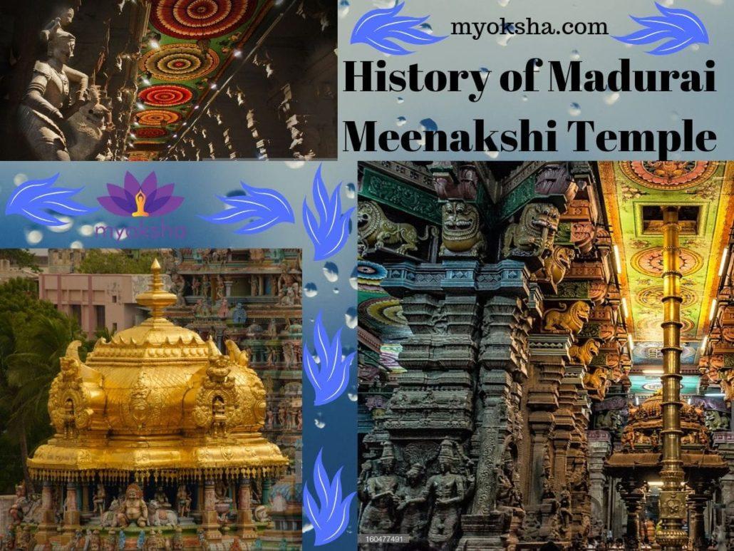 History of Madurai Meenakshi Temple