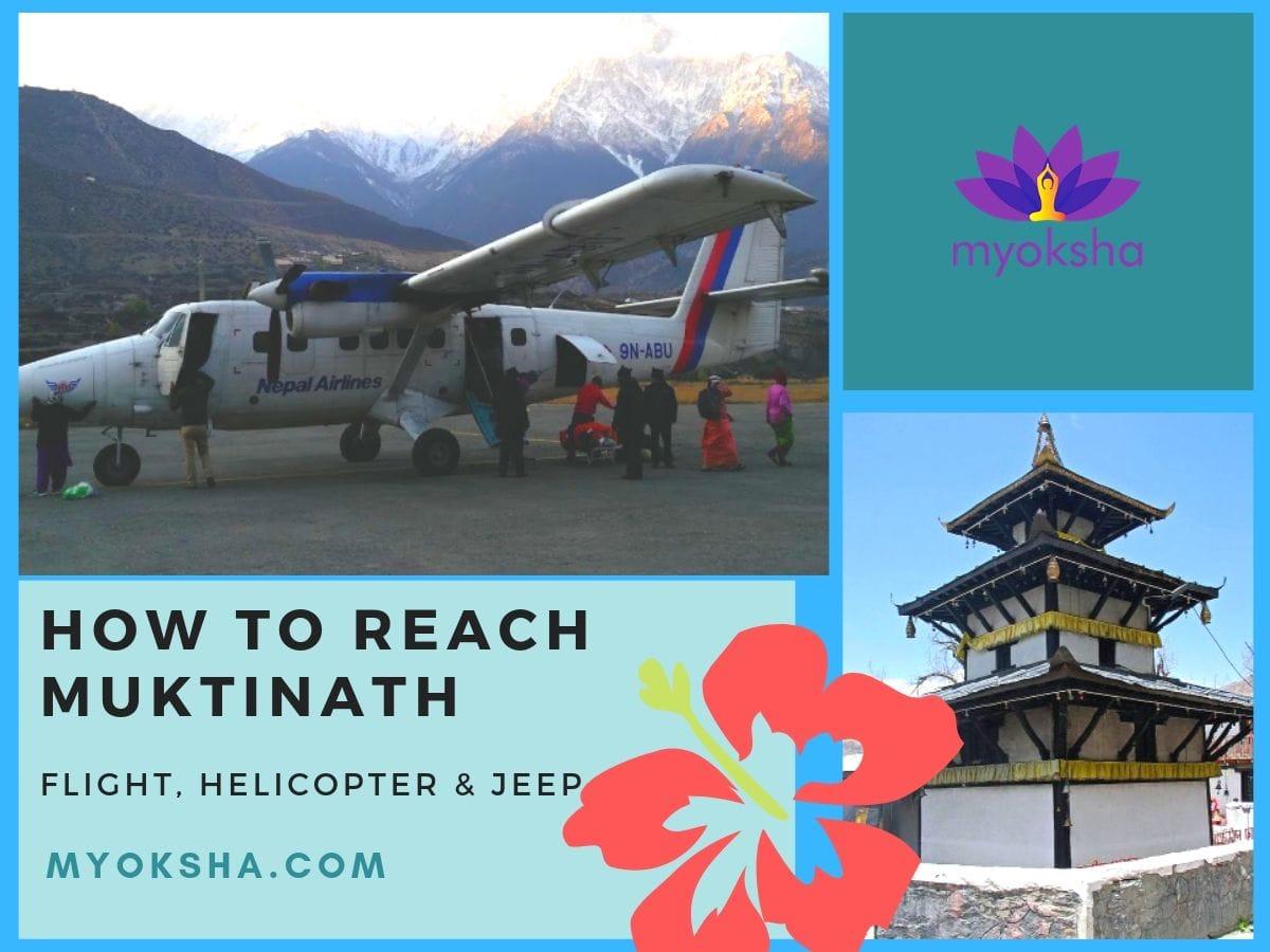 How to reach Muktinath