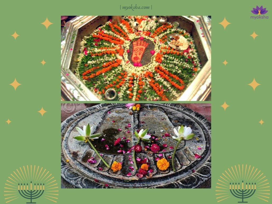 How to reach Vishnupad Temple