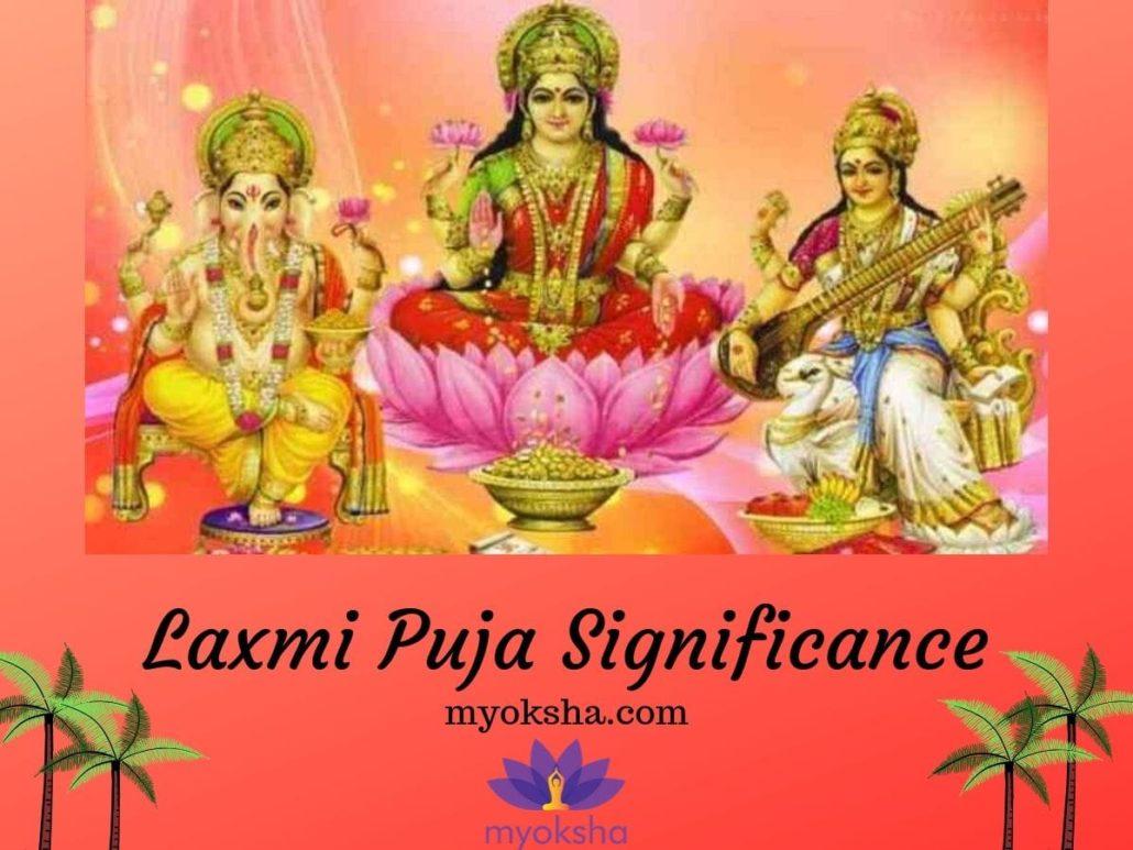 Laxmi Puja Significance