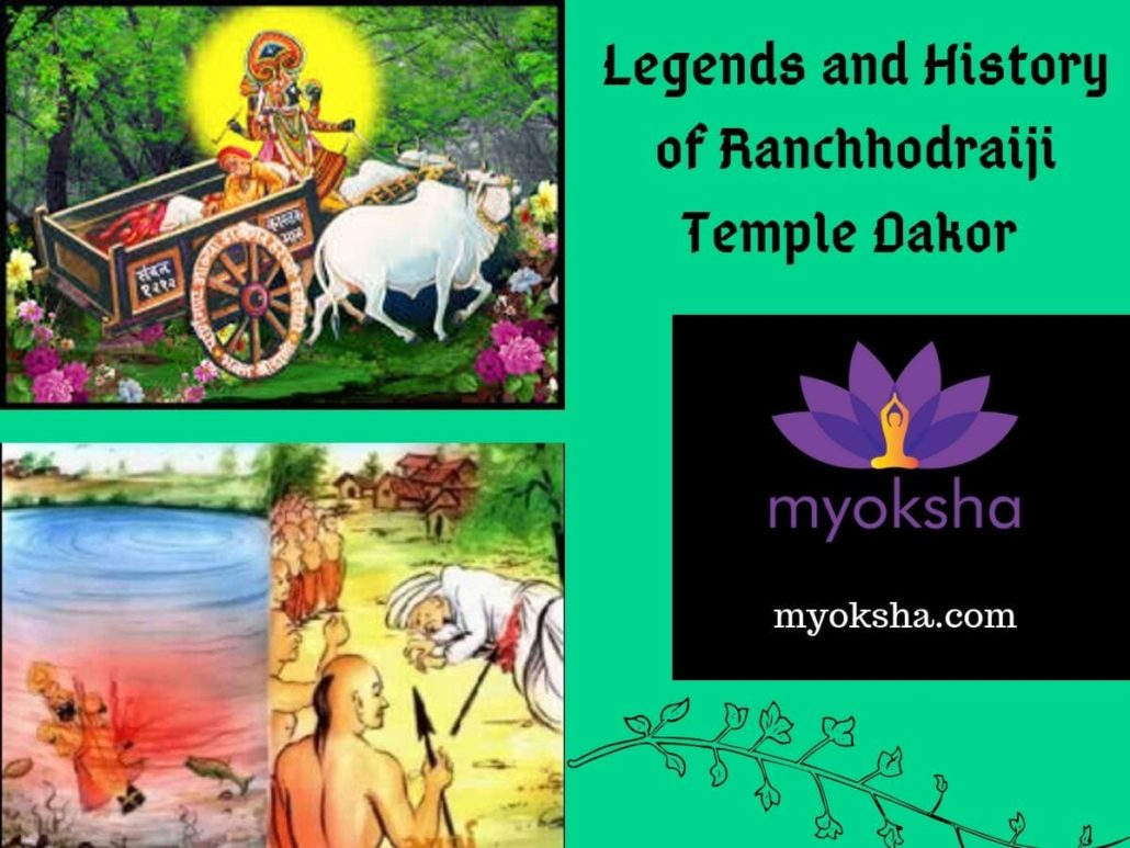 Legends and History of Ranchhodraiji Temple Dakor