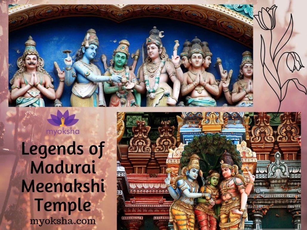 Legends of Madurai Meenakshi Temple