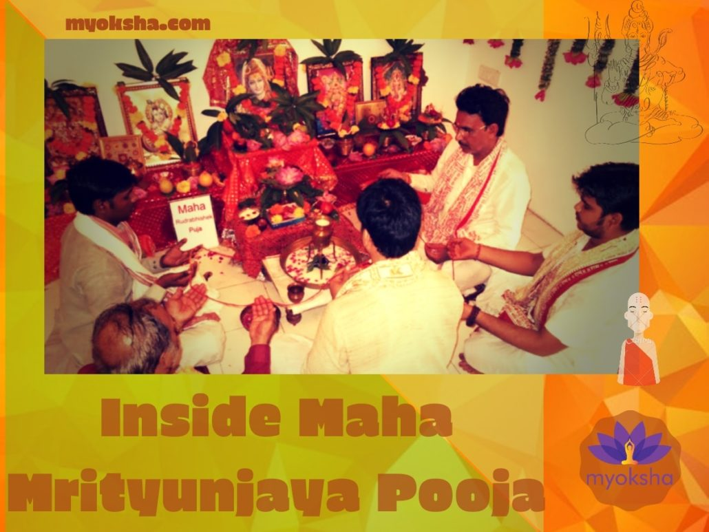 Maha Mrityunjaya Pooja - Procedure