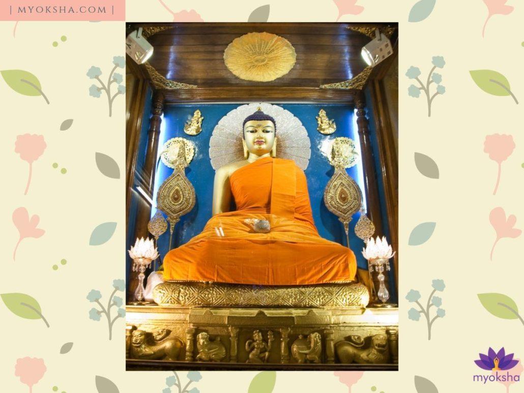 Mahabodhi Temple Gautam Buddha