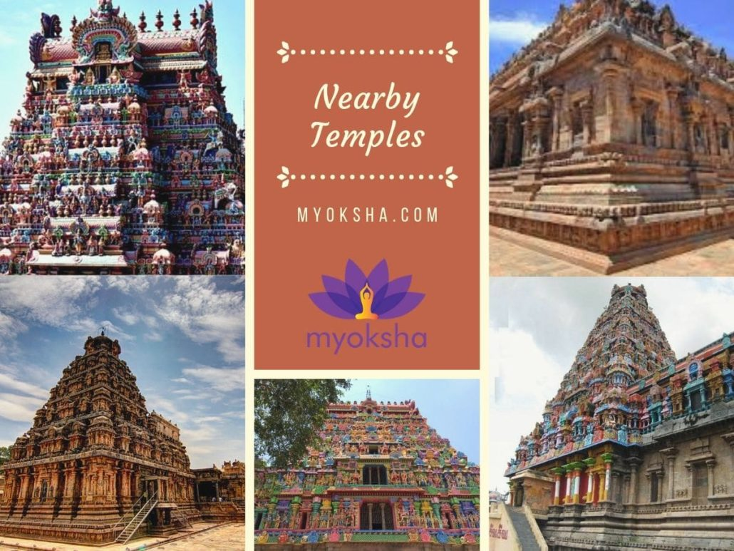 Nearby Temples