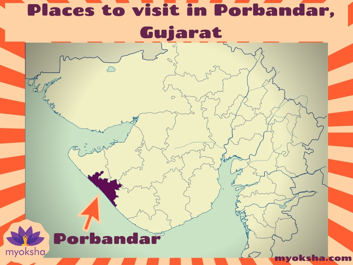 Places to visit in Porbandar