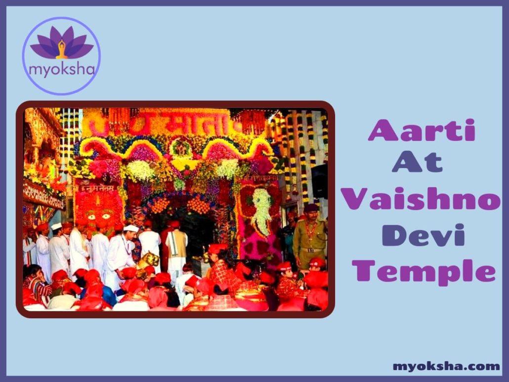 Pooja at Vaishno Devi Temple